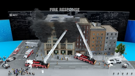 Image of Fire Response virtual experience