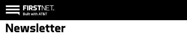 FirstNet Logo and News